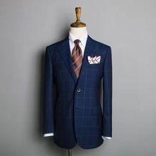 MTM men suit, MTM men suit direct from Qingdao Wanxiang Hongli Industry & Trade Co., Ltd. in China (Mainland)