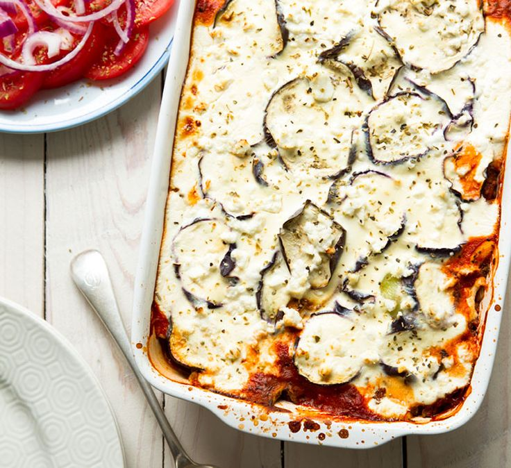 This slimmed-down moussaka recipe serves up a fraction of the fat and calories, but all of the big Greek flavours.