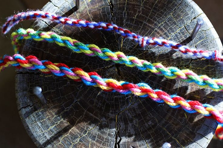 Happy Whimsical Hearts: How to make a wool twistie
