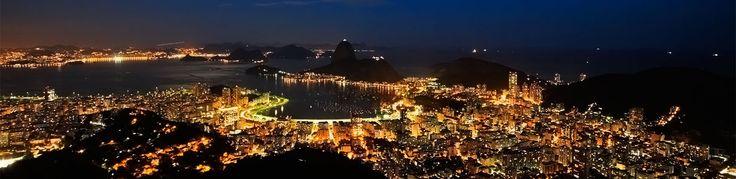 Cidade Maravilhosa - Mirante Dona Marta