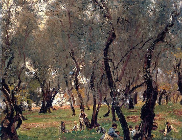 Джон Сингер Сарджент (англ. John Singer Sargent, 12 января 1856, Флоренция — 15 апреля 1925, Лондон) — американский художник, двоюродный брат известного ботаника Чарльза…
