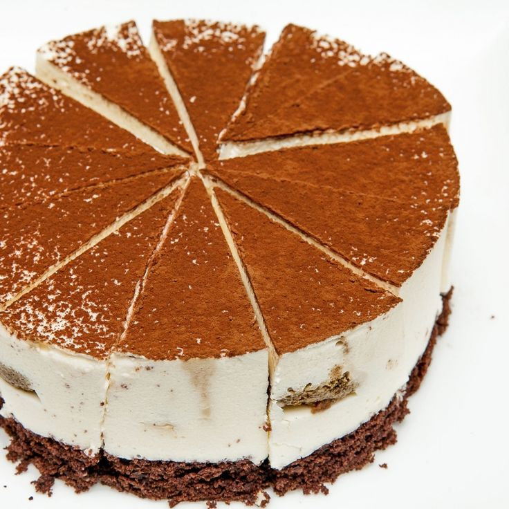 This tiramisu ice cream cake will have the whole family screaming for more!. Tiramisu Cheesecake Recipe from Grandmothers Kitchen.