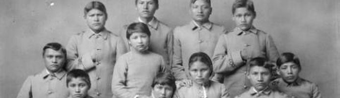 Indian Boarding Schools - A lesson from the Library of Congress using primary source documents