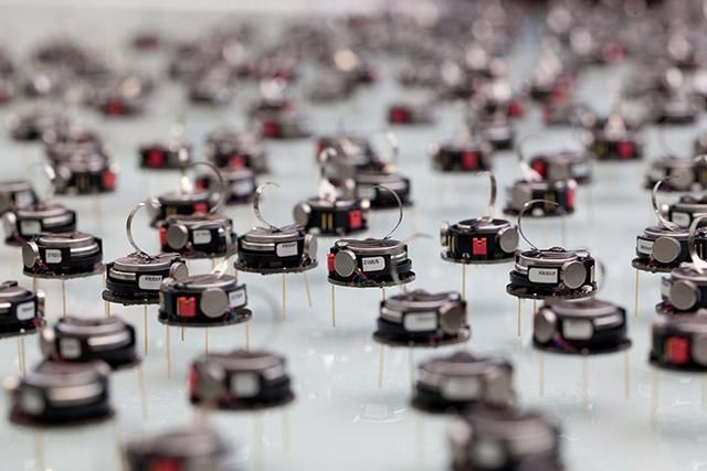Swarm robots reduce human error...Driverless cars and other industries that use robotics and computing for safety could benefit from the approach