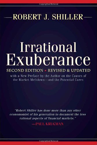 Irrational Exuberance by Robert J. Shiller,http://www.amazon.com/dp/0767923634/ref=cm_sw_r_pi_dp_hNLhtb0KRGHYRJBM