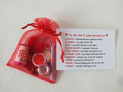 Novelty #survival kit gift one i love boyfriend #girlfriend fiance #husband wife,  View more on the LINK: http://www.zeppy.io/product/gb/2/301063470021/