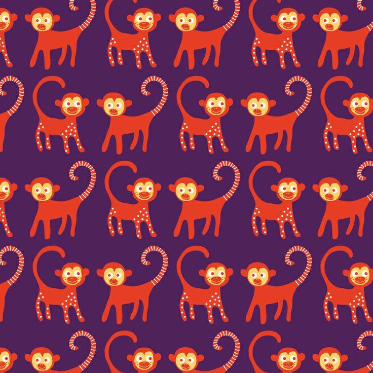 tropical-monkey-anna-berger.jpg (750×750)
