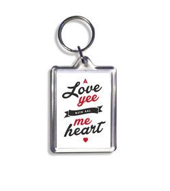 Geordie valentines day gifts made in Newcastle North east gifts