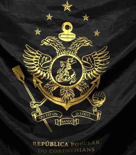 Ultimas Peças ! ! ! Bandeira Do Corinthians! 1,70x140 - R$ 49,99