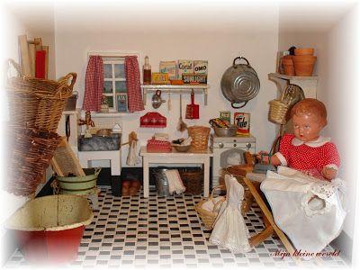"""Mijn kleine wereld: """"Het bijkeukentje"""""""