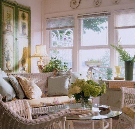 cottage style decorating pictures - Cottage Decorating