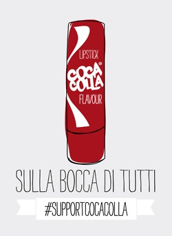 #supportcocacolla