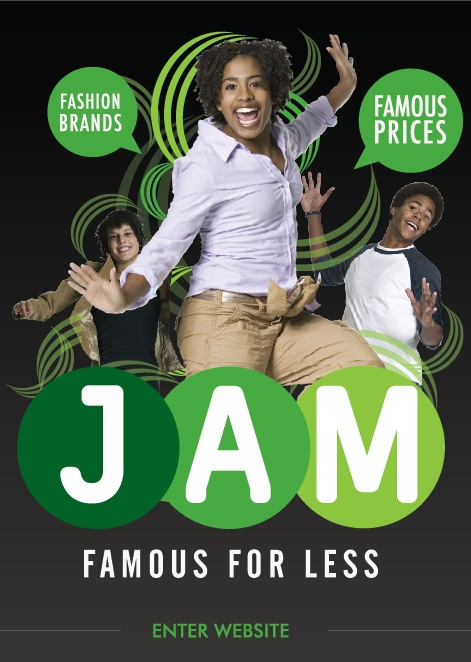 Check out JAM Clothing at Hillfox Value Centre #jamclothing