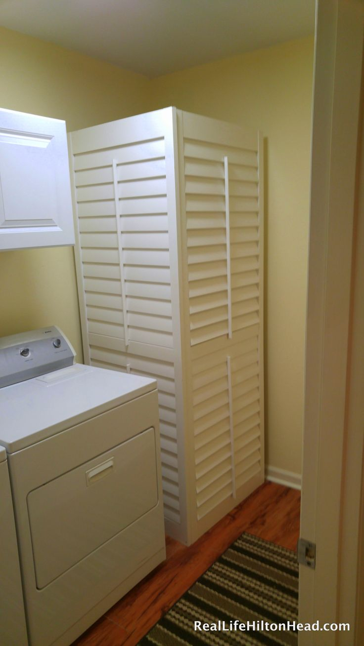 "The ""Plantation Shutters Screen"": I HAVE to HAVE this!                                                                                                                                                                                 More"