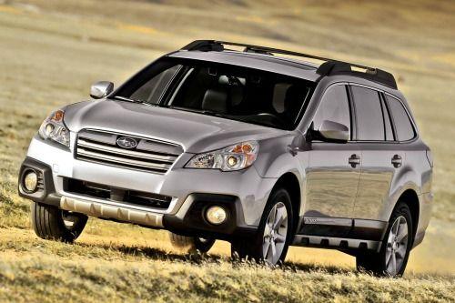 2013 Subaru Outback 2.5i Wagon Exterior