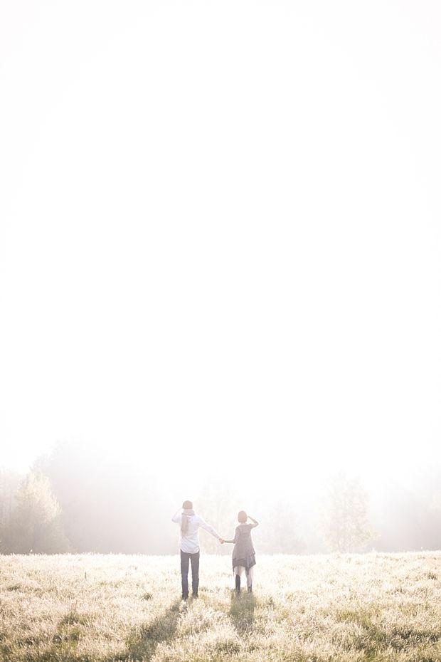 Angels - prewedding photoshoot