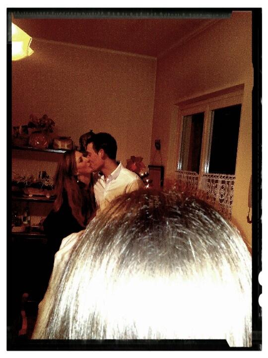 Anna, Diego e Ionela