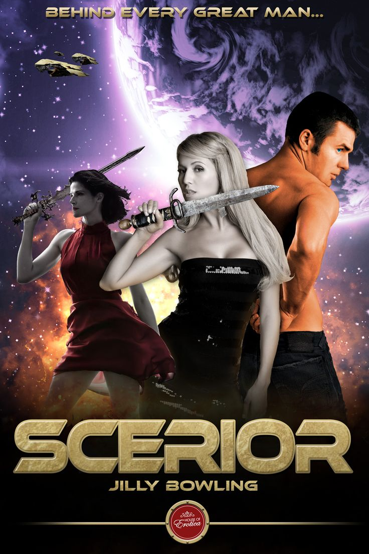 100k+ words - ... she quickly becomes more than just another breeding female to him. As well as teaching him to love, she proves her bravery and intelligence, over and over again. When an evil race, finally, manage to find their way to Earth, the Sceriae led by Acorus, with Jo at his side, race to the rescue.