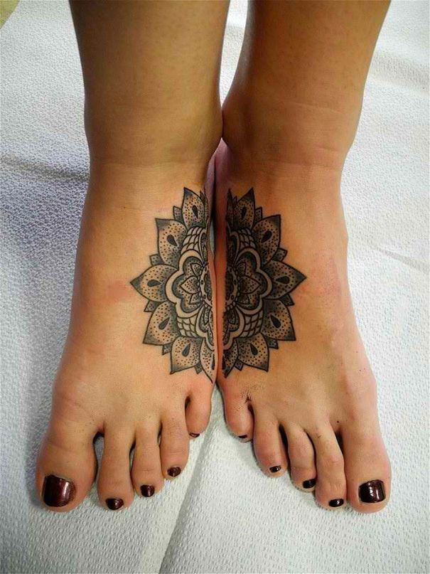 25 tatuajes que puedes hacerte con tu hermana o mejor amiga ¡Todos adorables! ~ Nueva Mentes