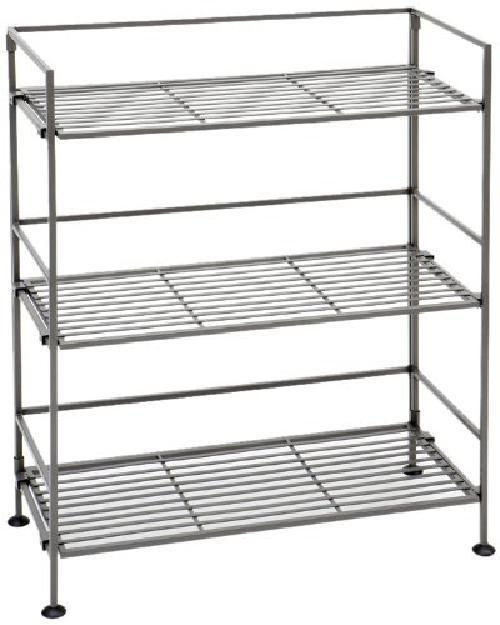 https://www.ebay.com/itm/Adjustable-3-Tier-Iron-Slat-Metal-Shelving-Storage-Tower-Rack-Satin-Pewter-NEW-/183135635177