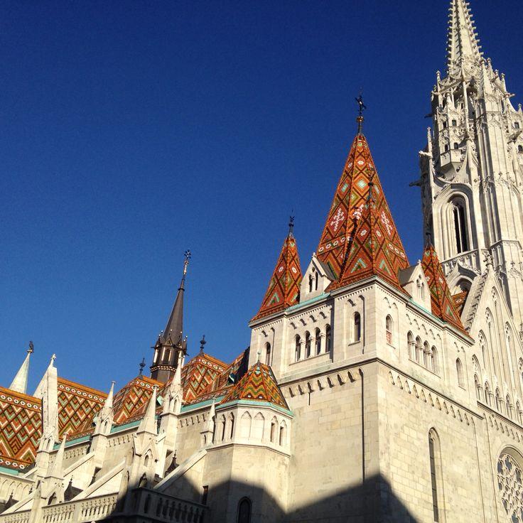 Matthias Church Budapest 💖