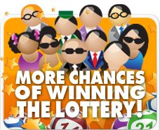 A Mecca Lotto syndicate. Players always complain that we do less for 'regulars' why not add them into a lotto syndicate after they have spent X on bingo tickets. We buy 250 lotto tickets to each draw and share any winnings equally among players.