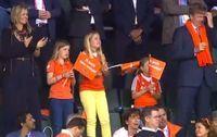 Koning Willem-Alexander en zijn gezin zijn van de partij in Den Haag.