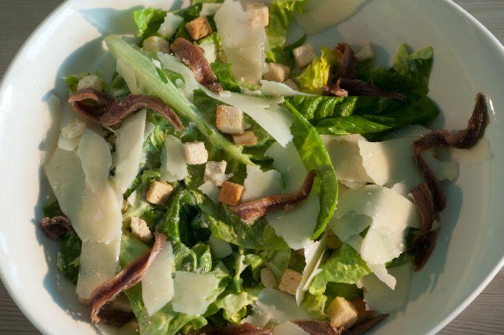 The Beach Deck Caesar Salad