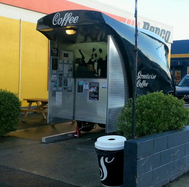 Streetwise in Taupo. Fantastic coffee and service. #bestsmallbusiness