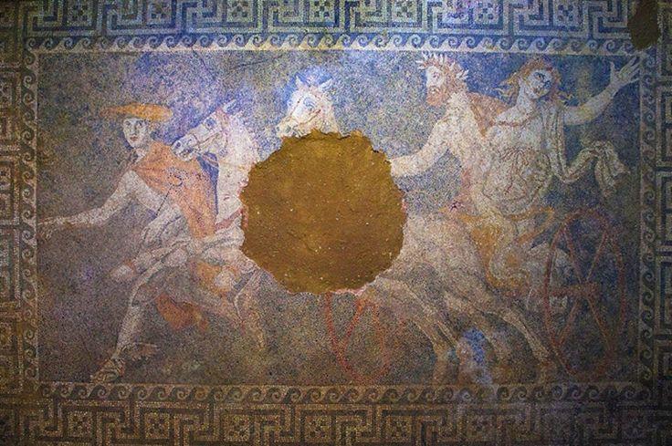Anfipoli contra Verghina? Guerra per le tombe macedoni