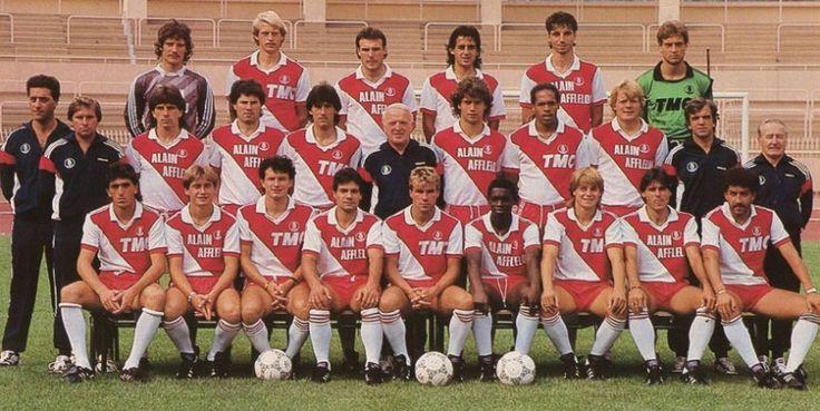 AS Monaco 1986-87