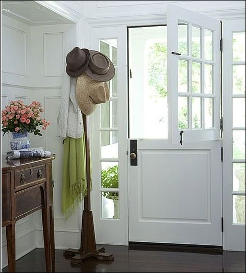 1000 images about dutch door ideas on pinterest stables for Half door ideas