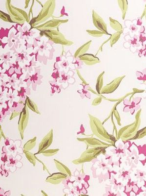 DecoratorsBest - Detail1 - CC W0022/01 - Wisteria - Pink - Fabrics - Wallpaper - DecoratorsBest