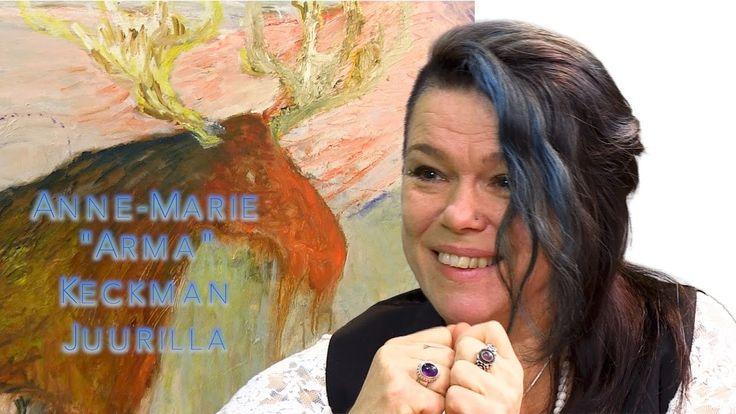 Anne-Marie Keckman: Juurilla