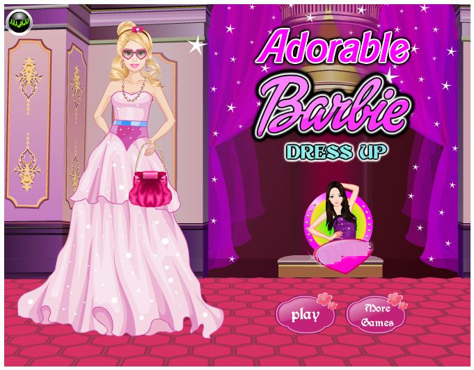 Barbie Party Dress Up Games Free Download - Prom Dresses Cheap