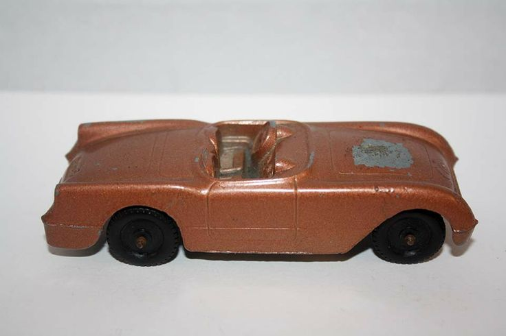 Toys From 1953 : Tootsie toy chevrolet corvette die cast collectible