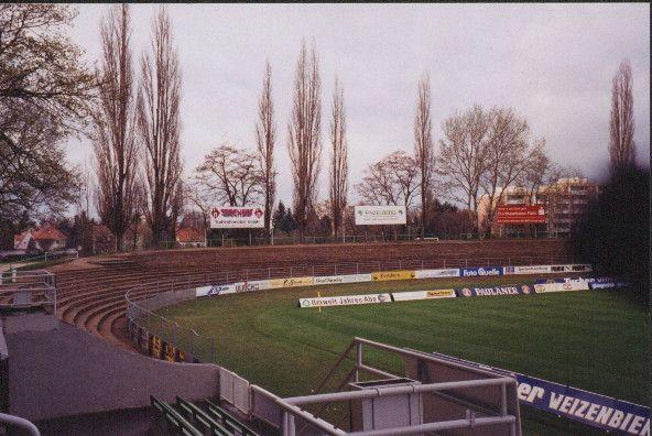 Sportpark Ronhof vor 1997!