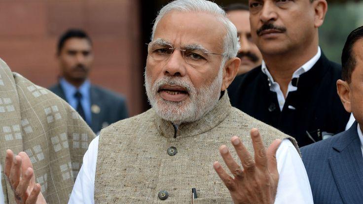 – Verdens fattige land har rett til å slippe ut klimagasser for å skape økonomisk vekst, sier Indias statsminister Narendra Modi samtidig med at klimamøtet i Paris starter.