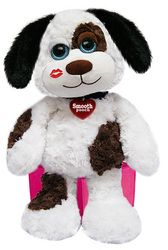 Sweet puppy from Send A Teddy www.sendateddy.net #teddybears #girlfriend
