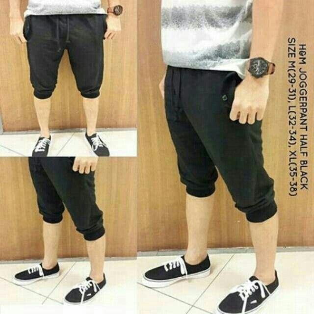 Temukan dan dapatkan H&M JOGGER PANT HALF BLACK hanya Rp 190.000 di Shopee sekarang juga! #ShopeeID http://shopee.co.id/wfashioncenter/1420893  #resellerwelcome #jakarta #surabaya #bali #bandung #dagelan #readystock #firsthand #reseller #celanamurah #celanacowok #celana #celanakeren #jualcelana #jeansmurah #jeanscowok #jeans #jeanskeren #jualjeans #joggermurah #murah #joggercowok #jogger #jualjoggerpants #fashionpria #barangimport #jualanku #grosir #olshop #pobkk