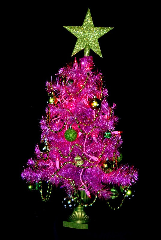 45 Best Images About Pink Amp Green Christmas On Pinterest