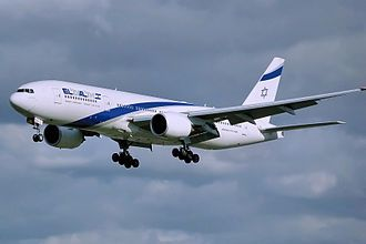 Flight 370 was operated by a Boeing 777-2H6ER