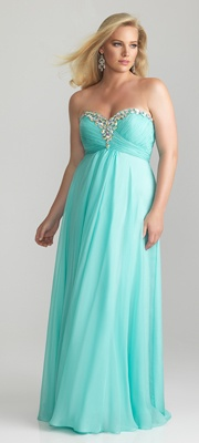 38 best Plus Size Prom Dresses images on Pinterest   Plus size ...