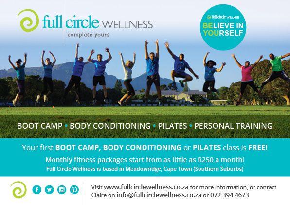 #fullcirclewellness #bootcamp #bodyconditioning #pilates #personaltraining #health #wellness #fitness #capetown