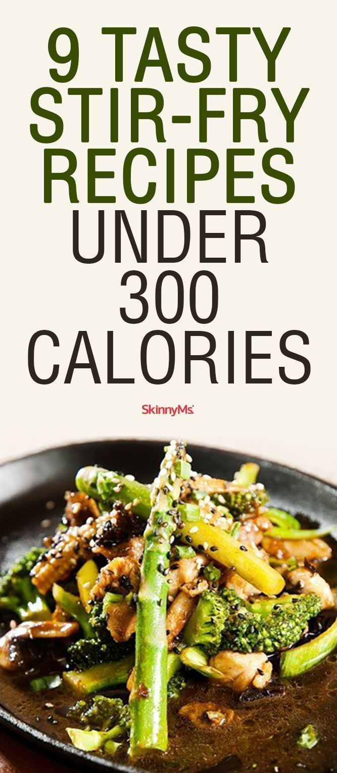 Try these 9 Tasty Stir-Fry Recipes Under 300 Calories. Easy, delicious and…
