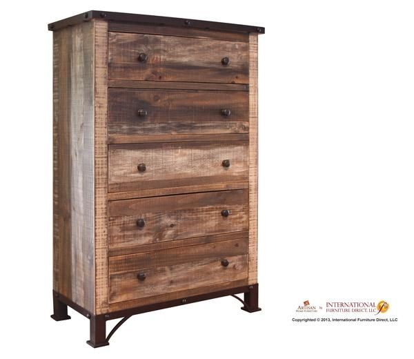 970 5 Drawer Chest by International Furniture Direct