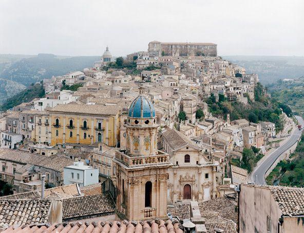 Sicily's Ragusa region
