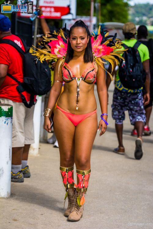 hot trinidad girl