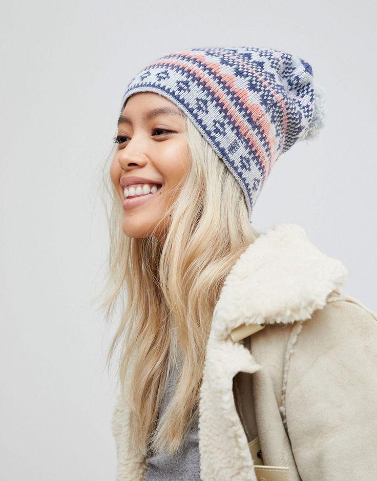 168 best Women's Hats :: Winter hat (Asos) images on Pinterest ...