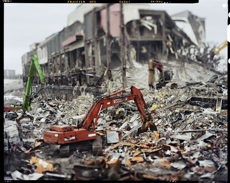 Aftermath: David Burnett | Photographer